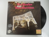 2 LP DESKY - THE BEATLES AND Tony Sheridan (IN THE BEGINNING)