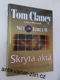 TOM CLANCY - SKRYTÁ AKTA