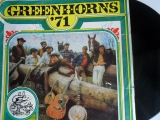 LP - GREENHORNS ´71(autogram interpreta + skupiny GREENHORNS)