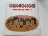 LP OSMONDS GREATEST HITS II