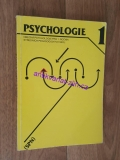 JAN ČÁP - PSYCHOLOGIE 1