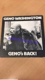 LP Geno Washington - Geno's Back!