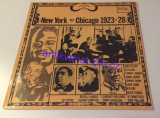 LP NEW YORK TO CHICAGO 1923 - 28