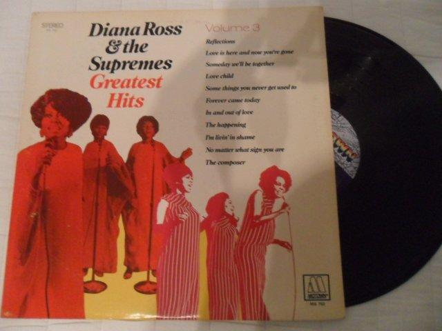 DIANA ROSS & THE SUPEREMES-GREATEST HITS