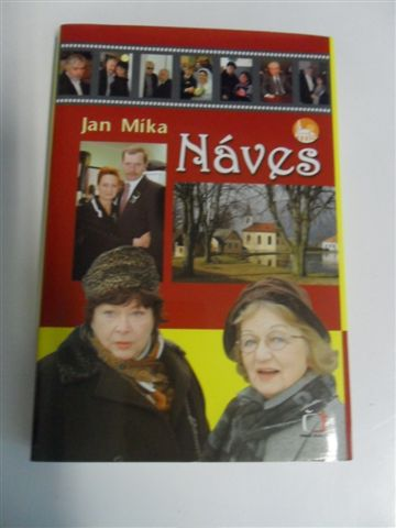 JAN MÍKA-NÁVES