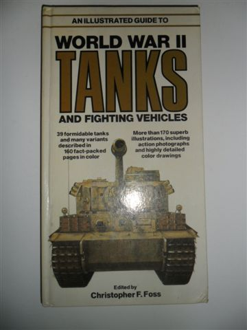 EORLD WAR II-TANKS AND FIGHTING VEHICLES