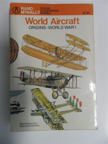 WORLD AIRCARF-ORIGINS-WORLD WAR I