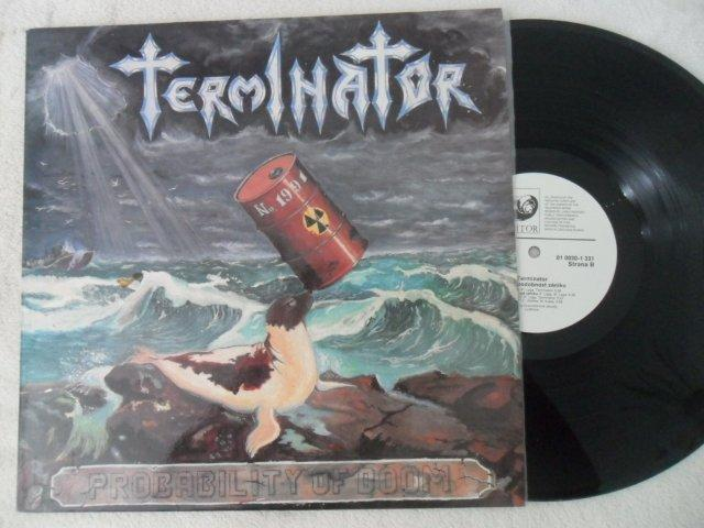 LP-TERMINATOR-PROBABILITY OF DOOM