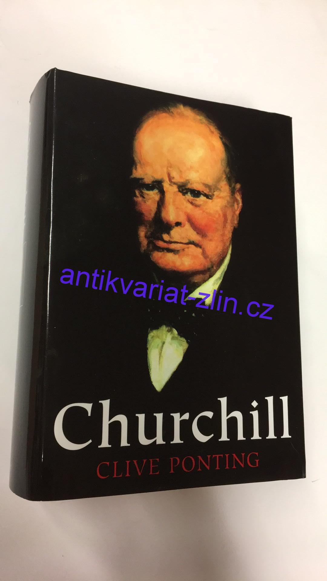 Clive Ponting - Churchill