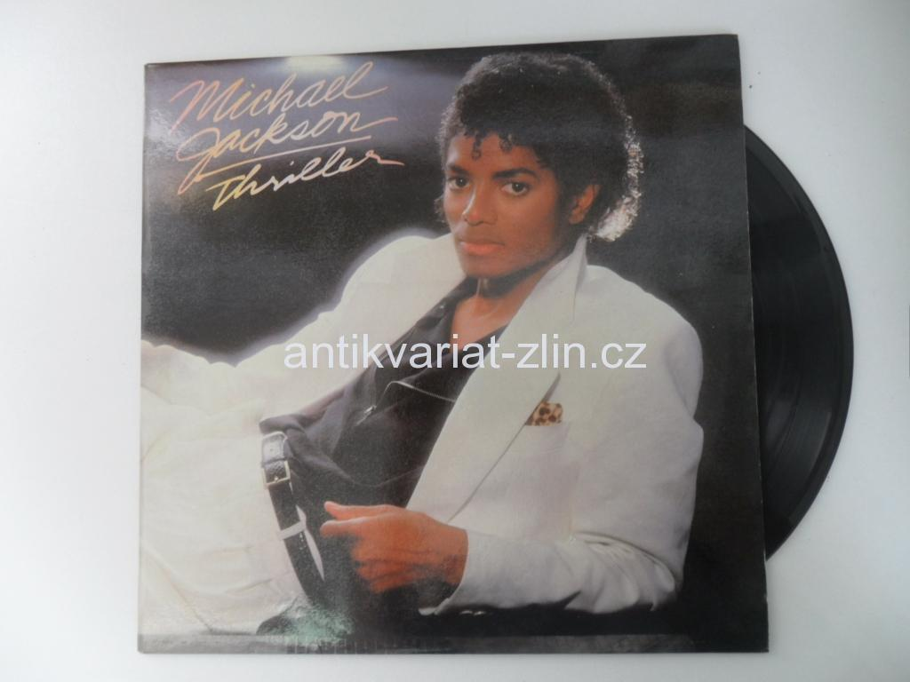 LP-MICHAEL JACKSON - THRILLER