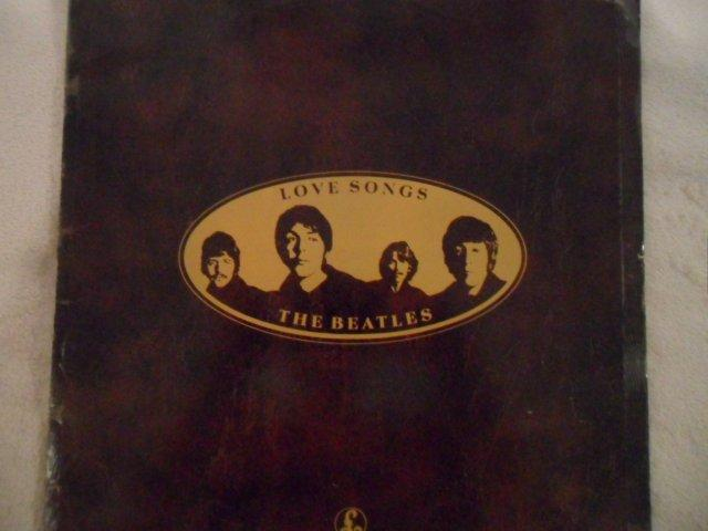 2 LP-THE BEATLES-LOVE SONGS