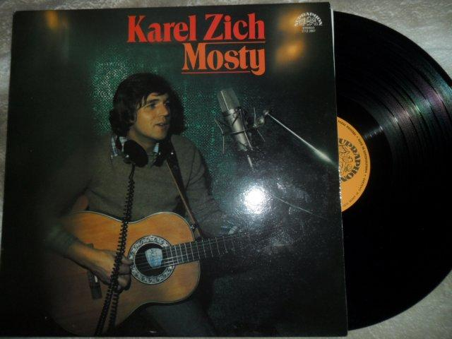 KAREL ZICH-MOSTY-LP