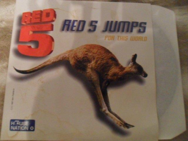 RED5-RED S JUMPS-2LP