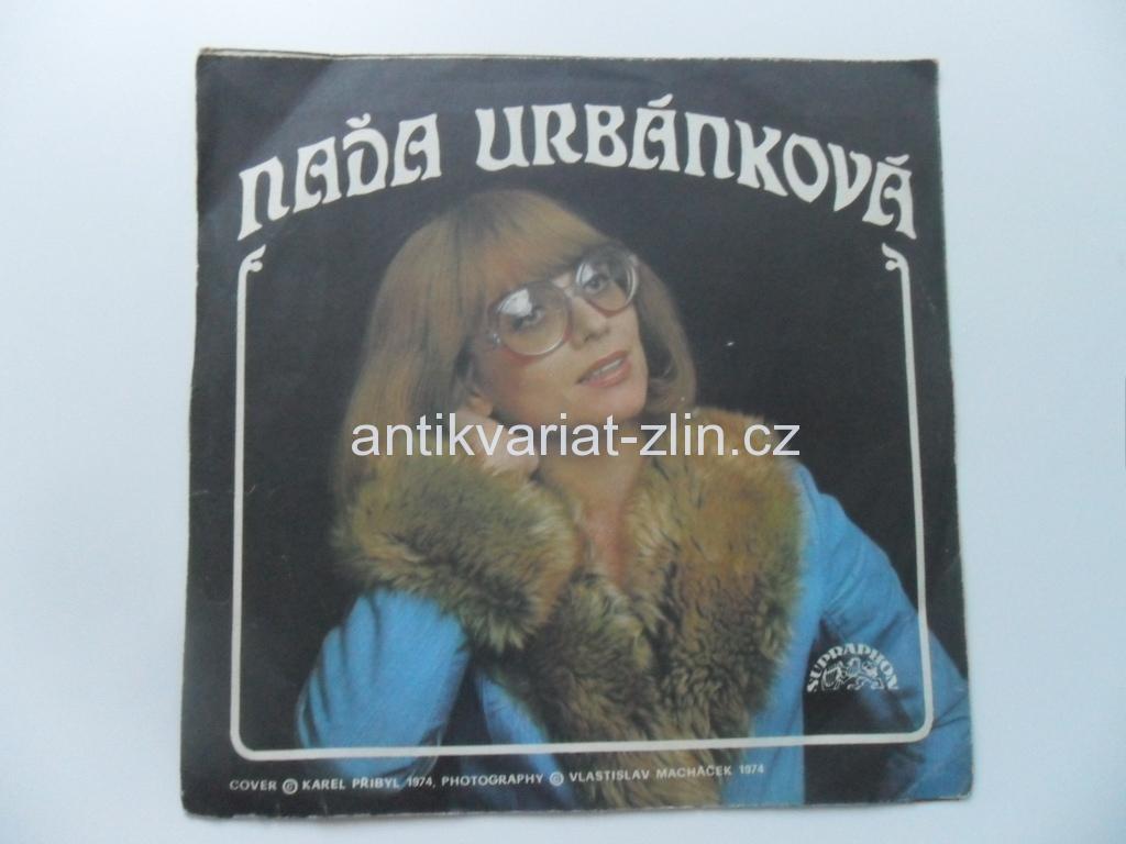 Naďa Urbánková - Zdáš Se Mi A Další Singly Z Let 1972-1976