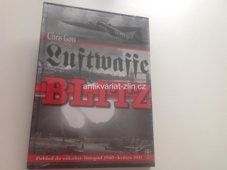 CHRIS GOSS - LUFTWAFFE BLITZ