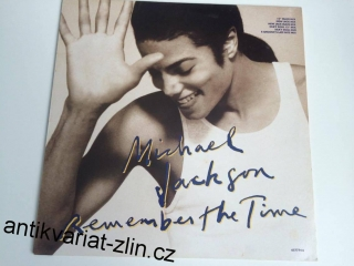LP MICHAEL JACKSON - REMEMBER THE TIME