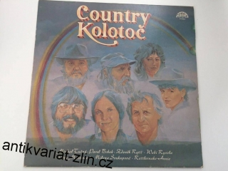 LP COUNTRY KOLOTOČ