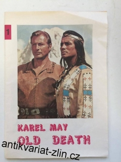 KAREL MAY : OLD DEATH 1