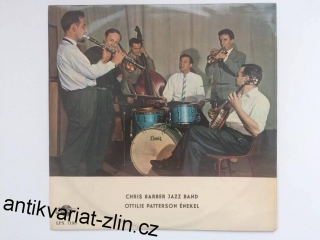 LP CHRIS BARBER JAZZ BAND