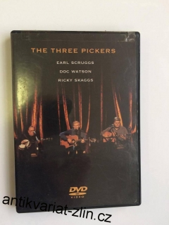 DVD THE THREE PICKERS