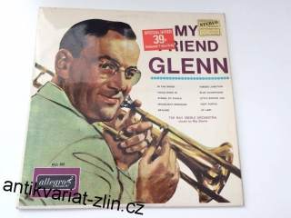 LP RAY EBERLE ORCHESTRA : My Friend Glenn