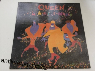 LP QUEEN A KIND OF MAGIC