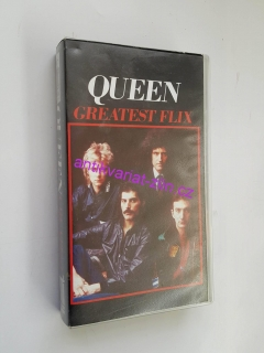 VHS QUEEN GREATEST FLIX