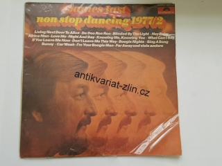 LP JAMES LAST NON STOP DANCING 1977/2