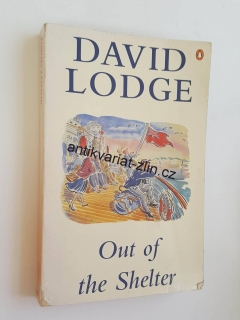 DAVID LODGE OUT OF THE SHELTER