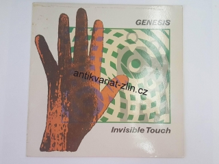 LP GENESIS - INVISIBLE TOUCH