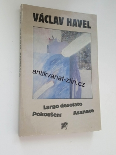 VÁCLAV HAVEL - LARGO DESOLATO
