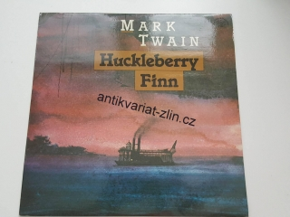LP MARK TWAIN - HUCKLEBERRY FINN