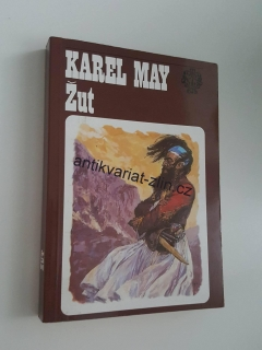 KAREL MAY - ŽUT