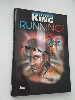 STEPHEN KING - RUNNING MAN