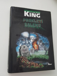 STEPHEN KING - PROKLETÍ SALEMU