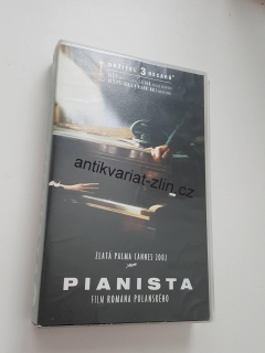 VHS - PIANISTA