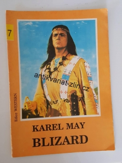 KAREL MAY - BLIZARD