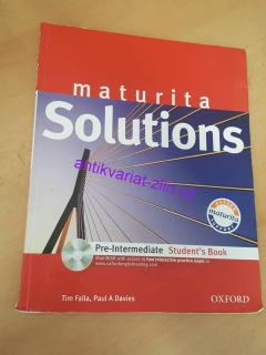 MATURITA SOLUTIONS + CD