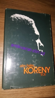 ALEX HALEY - KOŘENY