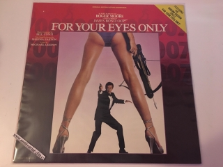 LP ROGER MOORE JAMES BOND 007