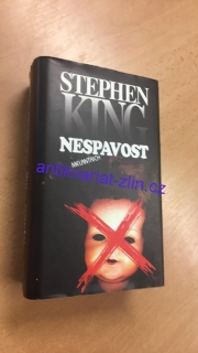 STEPHEN KING - NESPAVOST