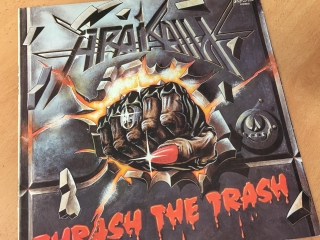 LP Arakain - Thrash the trash