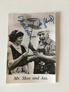 Mr. Skoc und Ass.