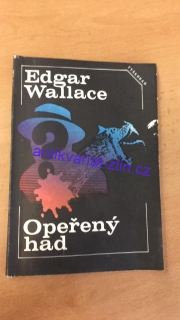 Edgar Wallace - Opeřený had