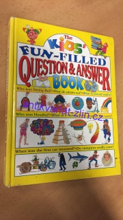 The Kids' Fun-Filled Question & Answer Book Very Cool